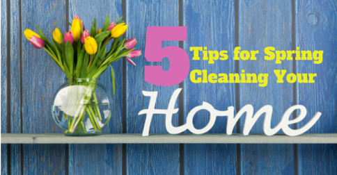 Tips for Spring Cleaning Your