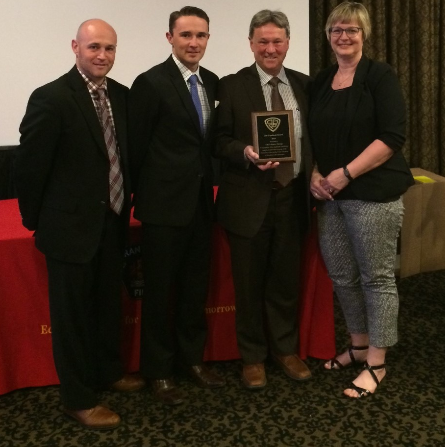 CRCS DKI Awarded the Jim Copeland Award
