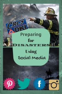 Preparing for Disasters Using Social Media