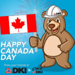 Happy Canada Day from CRCS DKI