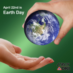 Doing our Part for the Planet – Earth Day 2021